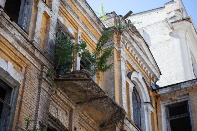 Восстановить нельзя разрушить. Какая судьба ждет дом Сикорского в Киеве