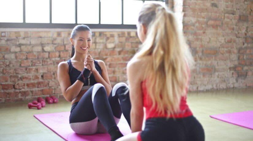 Для тела и души: йога-бум охватил украинскую столицу