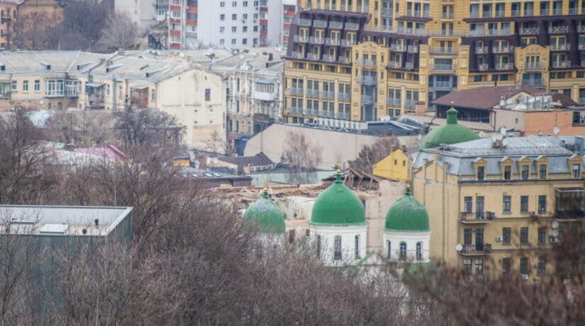 Старый Киев: план спасения