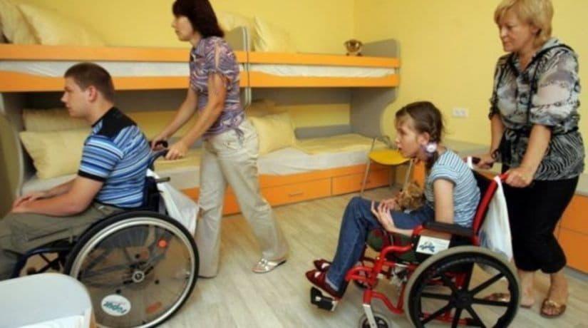 В Киеве создадут единое реабилитационное пространство для детей с инвалидностью