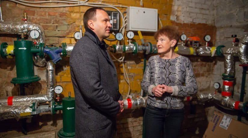 Жители многоэтажки уменьшили платежи за отопление на 60% благодаря энергомодернизации дома по программе «70/30%»
