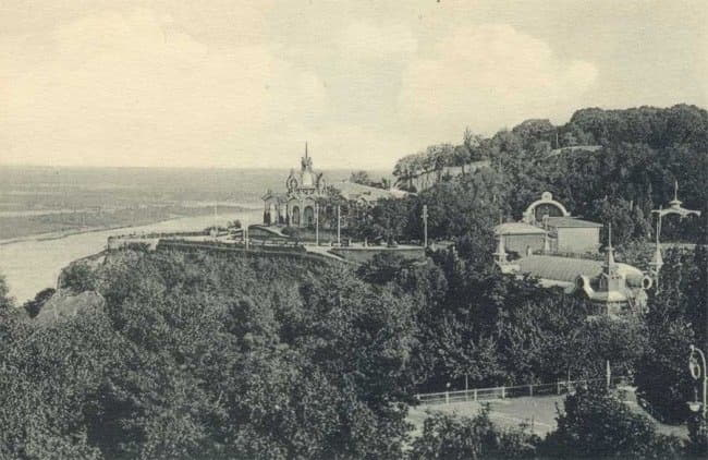 Купеческий сад