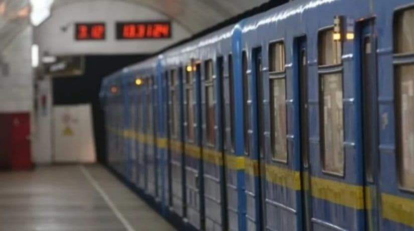Когда на станциях метро установят табло с обратным отсчетом