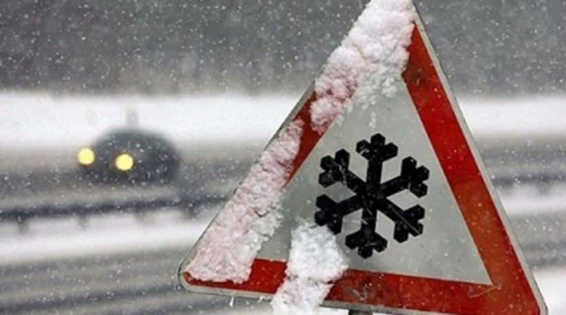 В Киеве ожидается гололедица и налипание мокрого снега