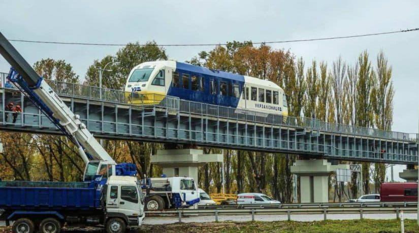 Экспресс Киев - Борисполь