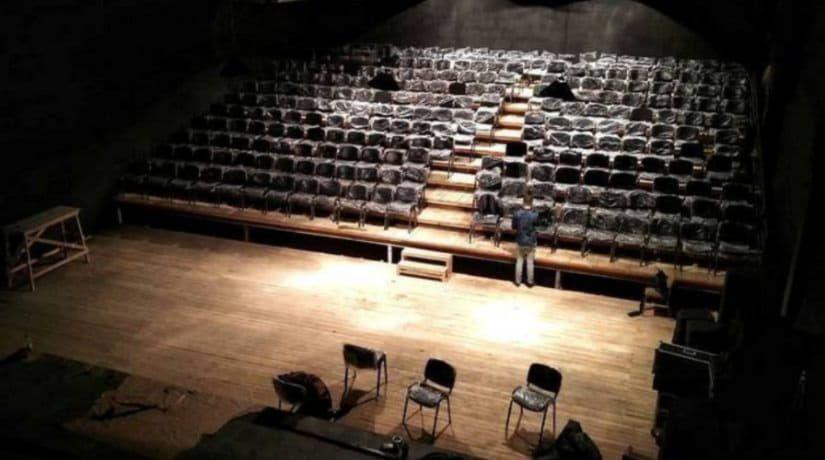 В Довженко-центре состоится премьера спектакля по мотивам пьесы Олега Сенцова «Номера»