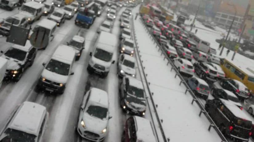 Пробки Киев