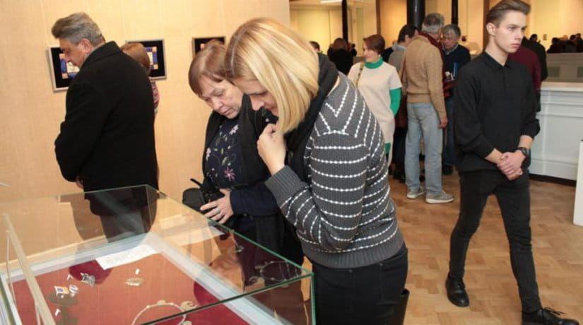 выставка ювелирного искусства