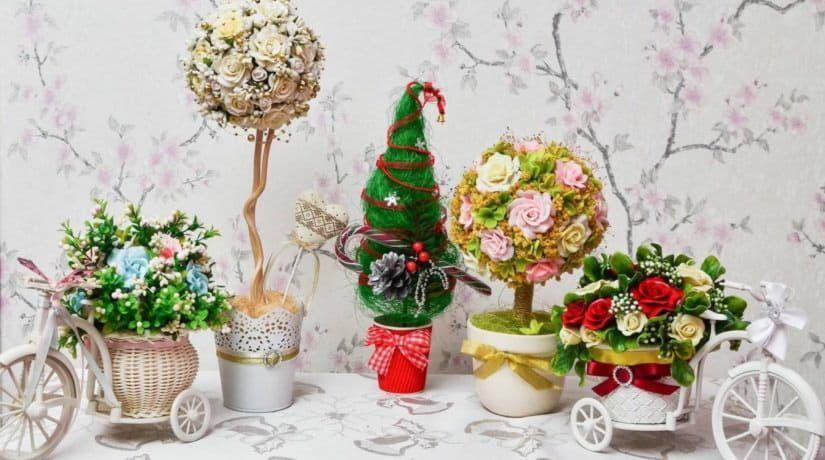 На НСК «Олимпийский» открылась выставка-ярмарка «Мэдвин: Рукоделие. Подарки к Рождеству»