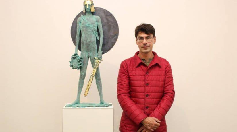выставка, скульптура