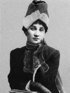 М. К. Заньковецкая