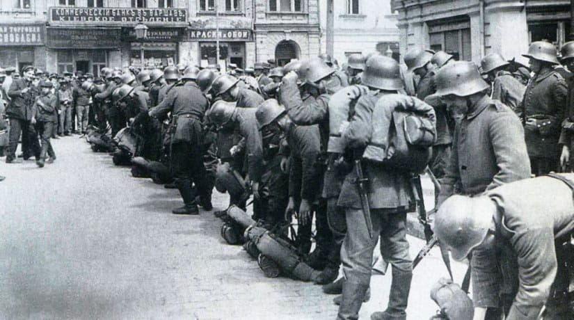 Когда капитулировала Германия, а проиграл Киев