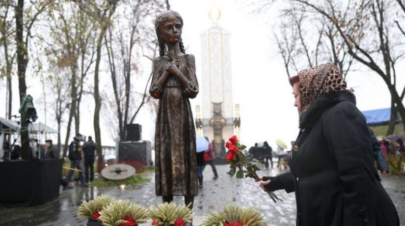 В Киеве запланированы памятные мероприятия к 85-й годовщине Голодомора