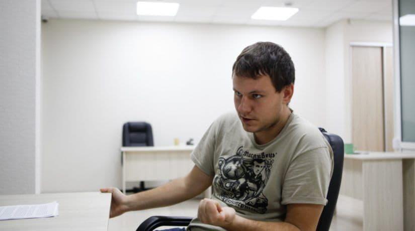 Володимир Назаренко, депутат, Свобода