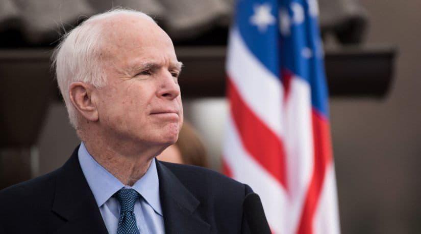 Прокопив: семья Джона Маккейна поддержала инициативу назвать одну из улиц Киева в честь сенатора