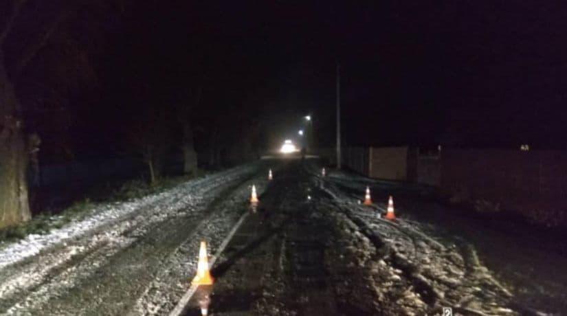 В Бородянском районе пьяный водитель сбил двух детей и скрылся с места ДТП