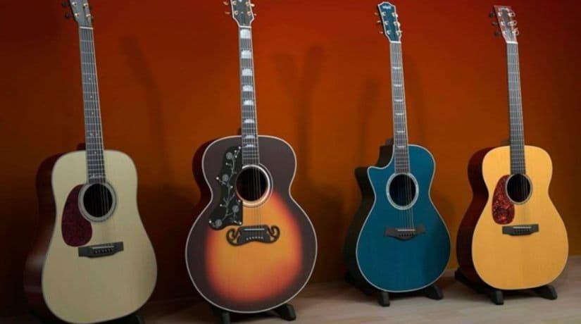 Где и как выбрать гитару в Киеве, если ты еще не профи