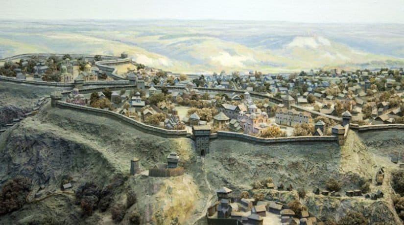 Киев и орда