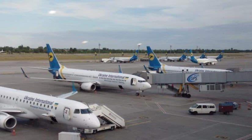 ГПУ раскрыла хищения в киевском аэропорту на 10 миллионов гривен