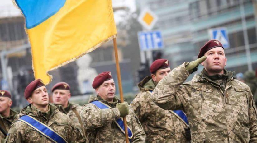 В Украине ввели военное положение на 30 дней