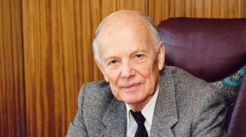 Академику Борису Патону исполнилось 100 лет