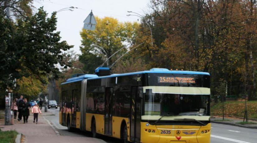 На транспорте установили 120 комплектов электронных маршрутных табло