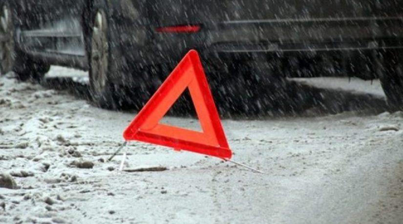 За неделю уровень аварийности на дорогах Киева вырос на 35%