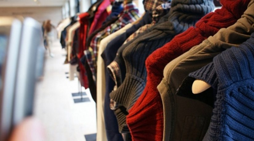 сбор одежды