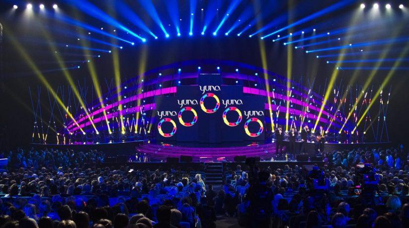 Названы номинанты украинской музыкальной премии YUNA-2019