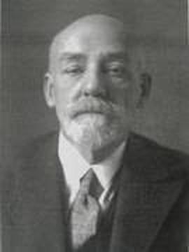Глава тайной миссии Директории УНР в Яссах К. А. Мациевич