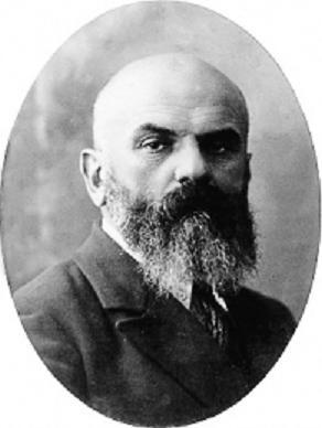 Инженер киевской электростанции А. А. Тырмос
