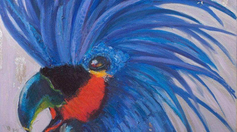 В Музее истории Киева пройдет художественная выставка «Мир птичьих тайн»