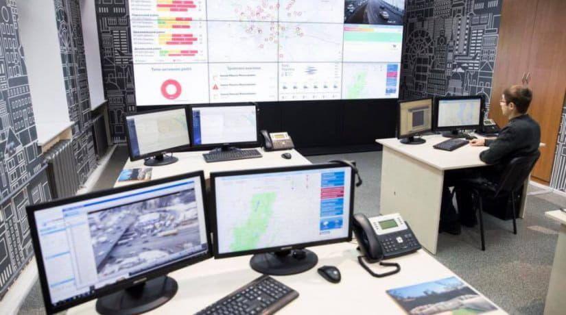Мониторинг коммунального транспорта