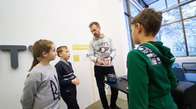 филиалам Kyiv Smart City School