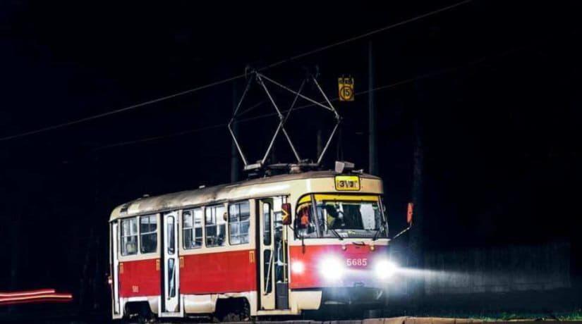 В работу трамваев № 28, 33 вносятся изменения