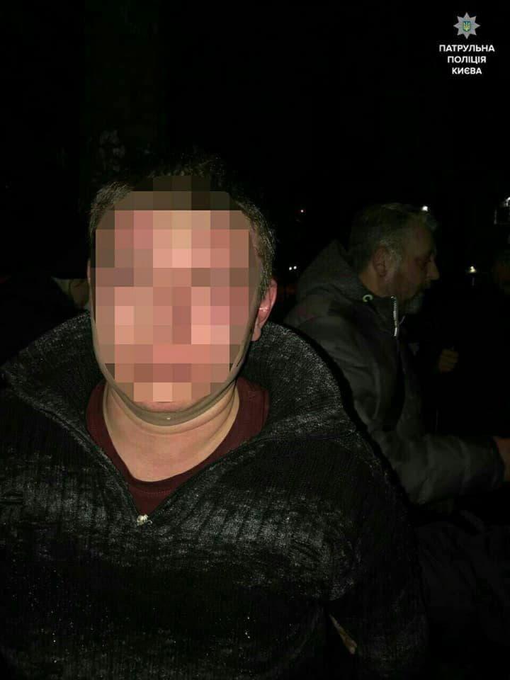 Задержан угонщик такси
