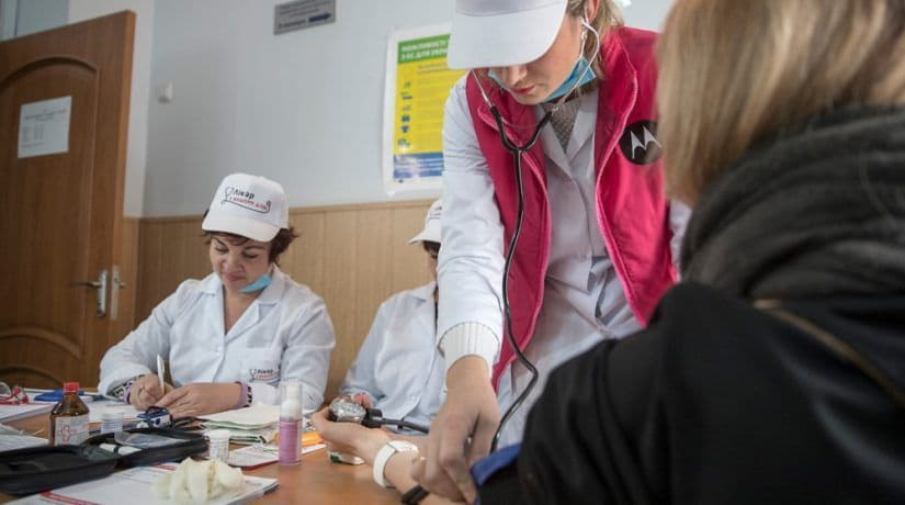 До 20 сентября киевляне могут бесплатно пройти медицинское обследование