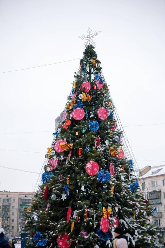 Елка Голосеевский район