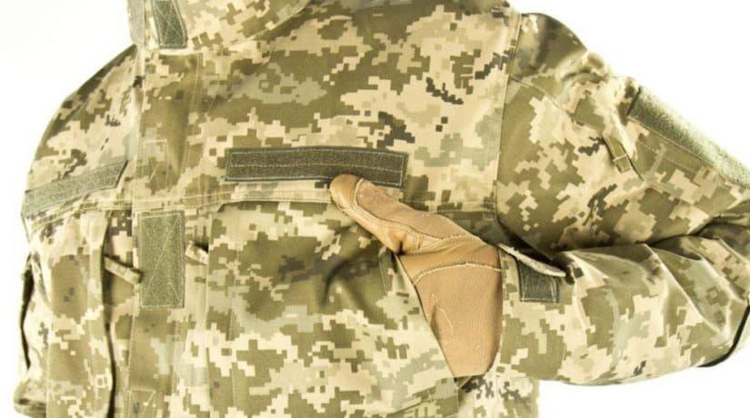 Рада поддержала введение штрафов за незаконное ношение военной формы