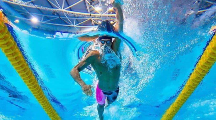 Украинец Михаил Романчук завоевал золотую медаль чемпионата мира на короткой воде