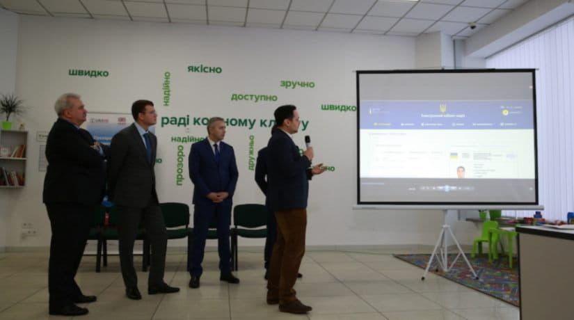 В Украине начал работать электронный кабинет водителя