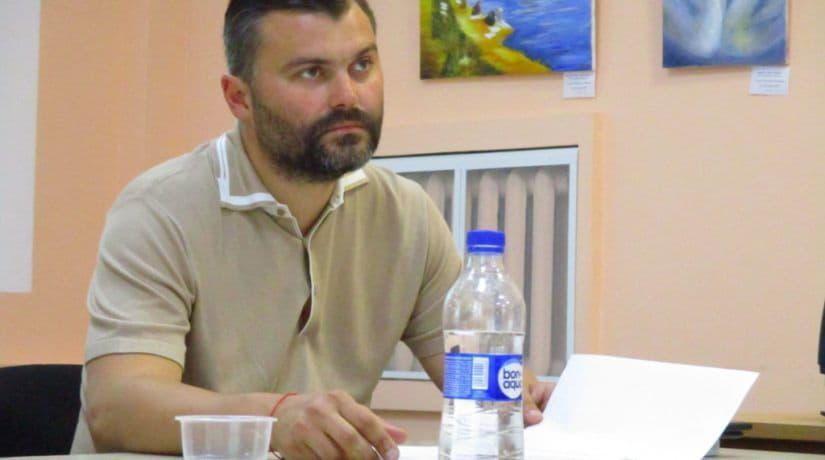 Генеральным директором КП «Плесо» стал Олег Юсипенко