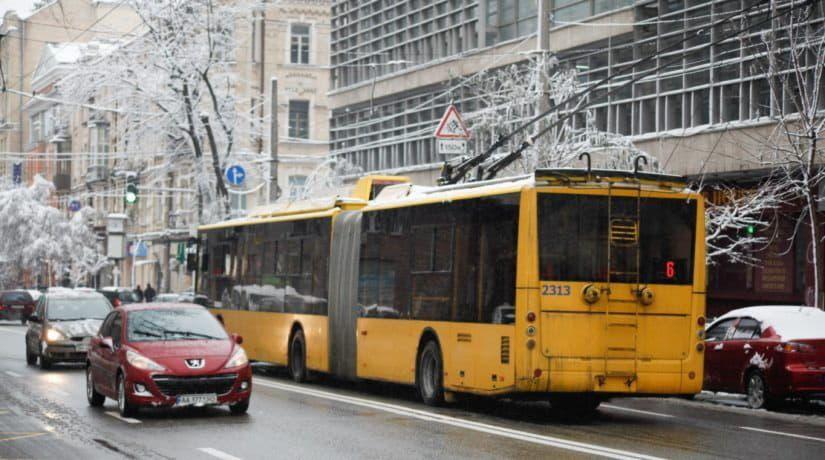 Троллейбус 6