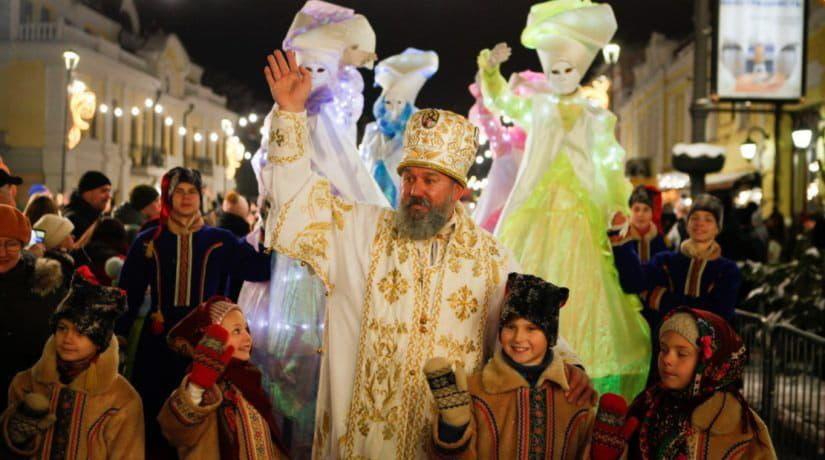 Где в Киеве искать Святого Николая: адреса резиденций