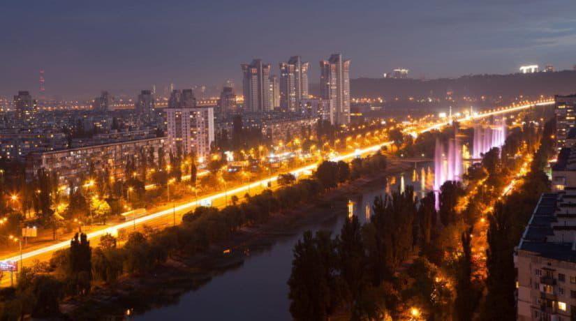 Спорная земля Русановки: жители против университета