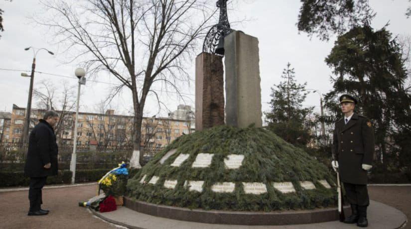 В Киеве почтят участников ликвидации аварии на Чернобыльской АЭС
