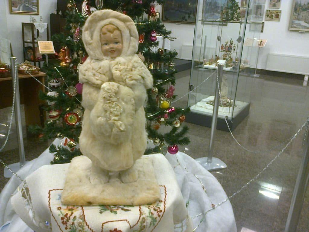 снегурочка, игрушка