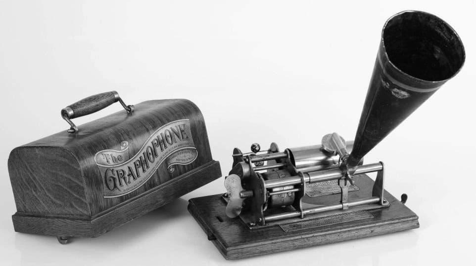 Columbia phonograph