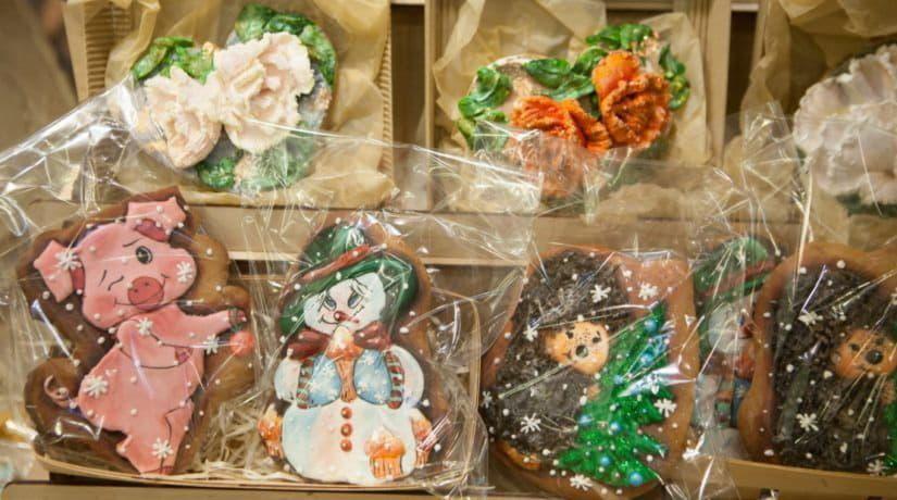 Новый год, который можно съесть – сладости на любой вкус