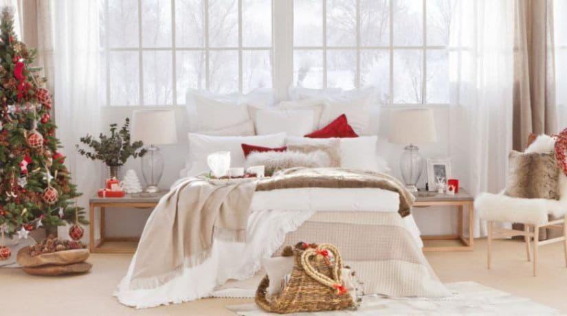 Несколько вариантов, как расположить кровать в спальне